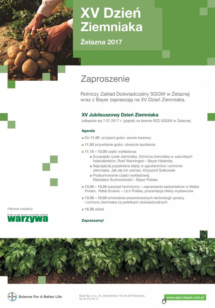 Bayer_XV_DzienZiemniaka 7_7_2017_ZaproszenieWWW