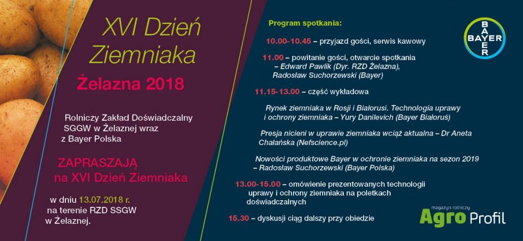 XVI_DzienZiemniaka_2018_Zproszenie